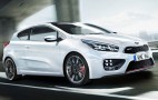 Forbidden Fruit: GTI-Rivaling Kia Pro Cee'd GT Makes Debut