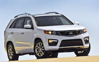 2011-2013 Kia Sorento Recalled To Fix Rollaway Problem: 377,000 U.S. Vehicles Affected
