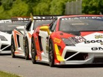 2013 Lamborghini Blancpain Super Trofeo North America season opener at Lime Rock