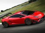 2013 Lamborghini Gallardo GT3 FL2 race car