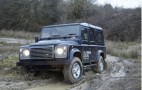 Iconic Land Rover Turned Into Electric Car Research Vehicle