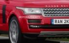 2013 Land Rover Range Rover Rendered