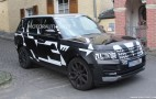 2013 Land Rover Range Rover Spy Video