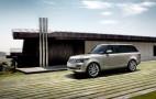 2013 Land Rover Range Rover Preview: 700 Pounds Lighter