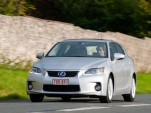 Lexus CT 200h Compact Hybrid Faces New Mercedes, Audi Competitors