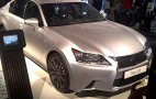 Lexus Unveils 2013 GS 350 F Sport In South Africa
