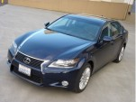 2013 Lexus GS 350  -  Driven
