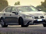 2013 Lexus GS 450h: MPG, MPH And... BPM? (Video)