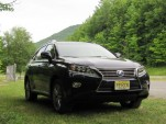 Google Adds Lexus RX450h To Self-Driving Fleet, Safer Than Drivers