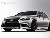 2013 Lexus LS 460 F Sport by Five Axis