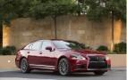 2013 Lexus LS Sedan Models Priced