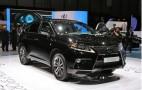 Lexus RX 450h F-Sport Live Photos: 2012 Geneva Motor Show