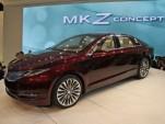 2013 Lincoln MKZ concept