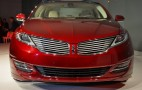 Lincoln May Not Use 2013 MKZ Grille Across Model Range