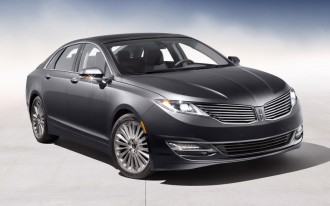 2013 Lincoln MKZ Recalled For Electrical Shock Risk