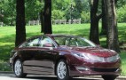 2013 Lincoln MKZ Hybrid: Brief First Drive
