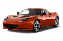 2013 Lotus Evora 2-door Coupe S 2+2 Angular Front Exterior View