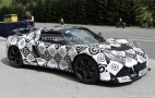 2012 Lotus Exige Spy Shots