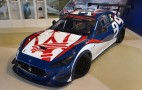 2013 Maserati GranTurismo MC Trofeo Race Car Revealed