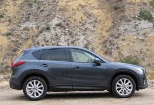 2013 Mazda CX-5 Kicks Compact Crossover Gas Mileage Higher