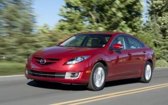 2009-2013 Mazda Mazda6 Recalled For Door Latch Issue