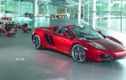 Neiman Marcus McLaren 12C Spider Sells Out Within Two Hours