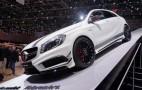 2013 Mercedes Benz A45 Amg 360 Hp Through All Four Wheels