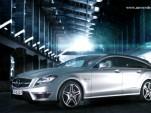 2013 Mercedes-Benz CLS 63 AMG Shooting Brake
