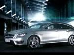 2013 Mercedes-Benz CLS63 AMG Shooting Brake leaked