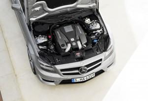 2013 Mercedes-Benz CLS63 AMG Shooting Brake