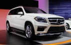 2013 Mercedes-Benz GL Class Live Photos: 2012 New York Auto Show