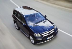 2013 Mercedes-Benz GL Class