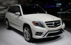 2013 Mercedes-Benz GLK Class Live Photos: 2012 New York Auto Show
