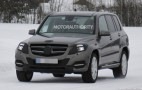 2013 Mercedes-Benz GLK Class Spy Shots