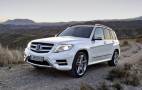 2013 Mercedes-Benz GLK Revealed, BlueTEC Diesel Due
