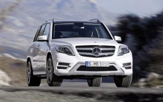 2013 Mercedes-Benz GLK Preview