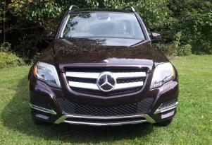 Mercedes-Benz GLK 250 BlueTEC Diesel: Luxury Crossover Fuel Economy