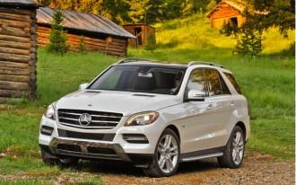 2012-2013 Mercedes-Benz M-Class: Recall Alert