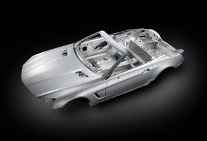 2013 Mercedes-Benz SL-Class technology preview