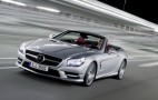 2013 Mercedes-Benz SL-Class Recalled Due To Faulty Airbag Sensor
