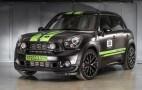 MINI Celebrates Dakar Win With Special Edition JCW Countryman