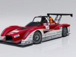 2013 Mitsubishi MiEV Evolution II electric race car