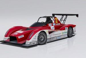 2013 Mitsubishi MiEV Evolution II electric race car