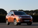 2013 Mitsubishi Outlander Set For Geneva, Plug-In Hybrid Due