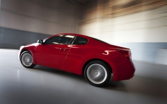 Nissan Altima Coupe Discontinued For 2014, No Surprise