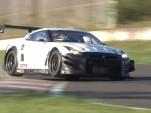 2013 Nissan GT-R Nismo GT3 race car