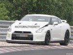 2013 Nissan GT-R that crashed on the Nürburgring-Nordschleife in May, 2012
