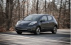2013 Nissan Leaf Electric Car Gets IIHS 'Top Safety Pick' Rating