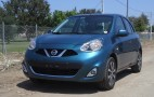 Driving Nissan's Micra Minicar, Which We Can't Legally Do Any Other Time