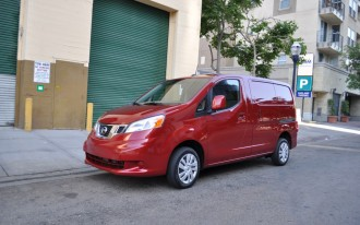 2013 Nissan NV200: First Drive